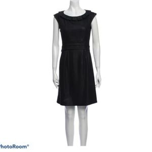 Marc by Marc Jacobs Pleated Collar Sheath Dress